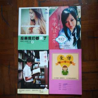 Chinese Teen Story Books