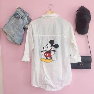 Mickey polo dress
