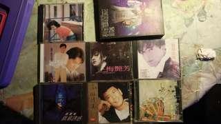 放舊CD+dvd