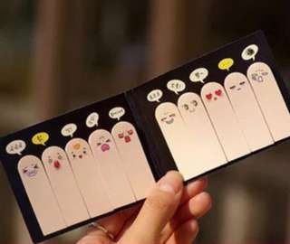 Emoji Sticky note