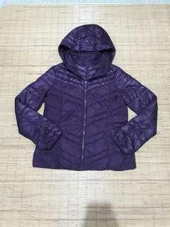 GU by uniqlo Jacket outdoor Purple