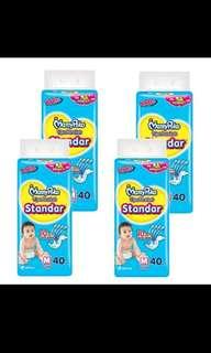 mamypoko diapers perekat size M isi 40