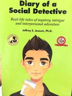 Diary of a Social Detective (social thinking skills book)