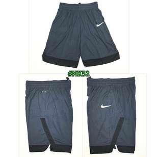 Nike shorts and Jordan shorts