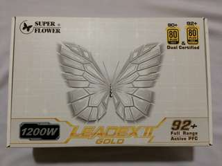 Leadex II Gold 1200W