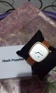 Jam tangan hush puppies segi