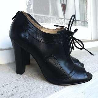 Wittner Vintage Look Heel Size 37
