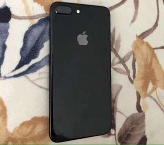 iPhone 7 plus 128gb jet black 亮黑