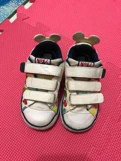 🚚 愛迪達米奇童鞋13.5cm