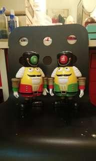 M&M's胡桃鉗糖果機