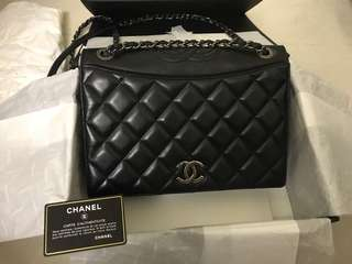 Chanel Bag coco black full set with receipt