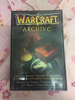 Warcraft novel