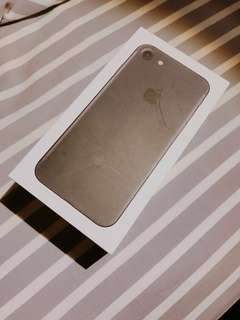 iPhone 7 32 MattBlack