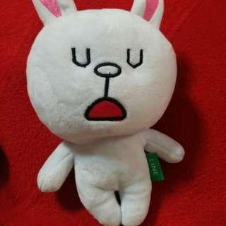 🚚 line兔玩偶