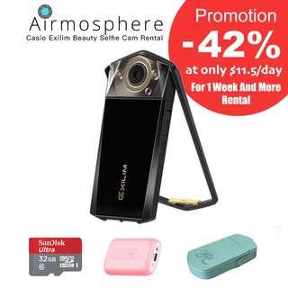 [Rent] Casio TR80 Beauty Camera Airmosphere Rental