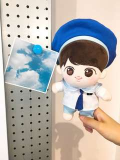 WTS-BTS JIN 20cm doll cloth set