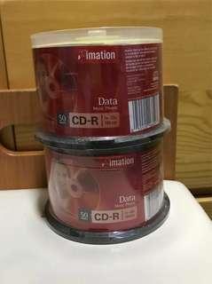 ✅🉑交換✅ Imation CD-R (52x)700MB 50張💿✨全新✨