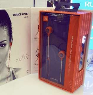 JBL; Reflect Mini BT Sports Earphones