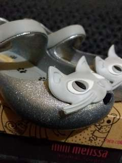 Mini Melissa Ultra Girl Cat Silve s8