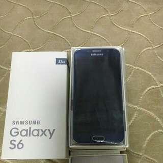 Samsung Galaxy S6 brand new and original