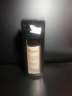 BH foundation Naturally Flawless Ivory Beige