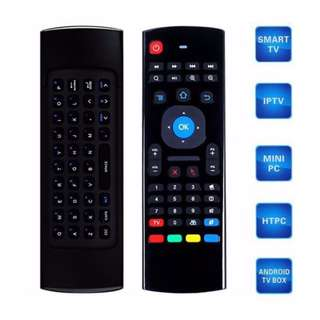 M3 2.4G Wireless Remote Control Keyboard Air Mouse