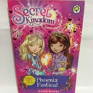 Secret kingdom Storybook