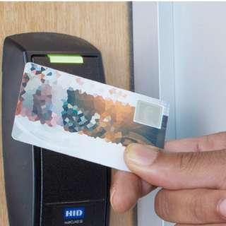 配門卡 即配即有 whatsapp96185380 專業配匙卡大廈入閘拍卡、 停車場卡、 員工卡、 配匙卡配ID卡配IC卡配一張HKD100起