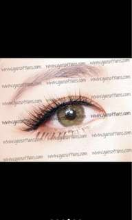 Softlens Dreamflower Secret Brown