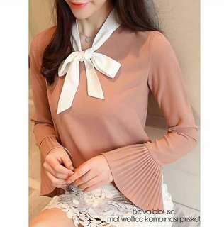 Rx belva blouse