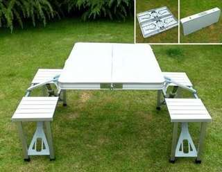 PORTABLE FOLDING TABLE (6kg)