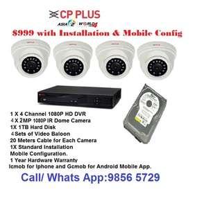 cctv Camera 2.4MP