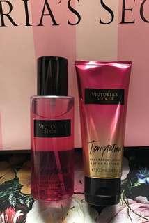 TERMURAH Body Mist + Lotion Victoria Secret