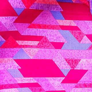 Fabric - geometrical patterns (1.3x1.1m)