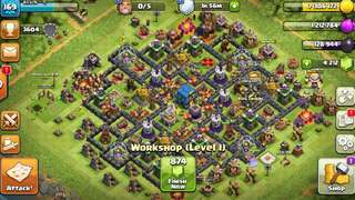 COC TH12 4200 Gems for Sale
