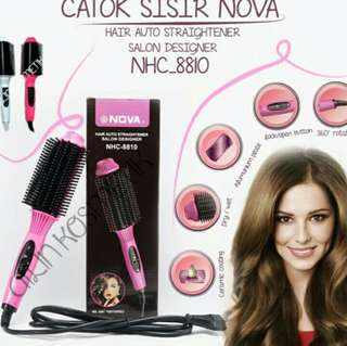 Catok SISIR NOVA NHC8810