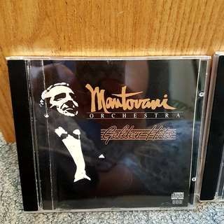*PRICE DROP* *RARE* Mantovani Orchestra Golden Hits CD