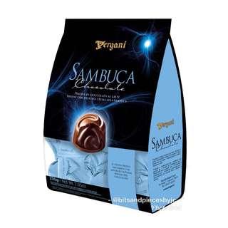 Vergani Sambuca Chocolate
