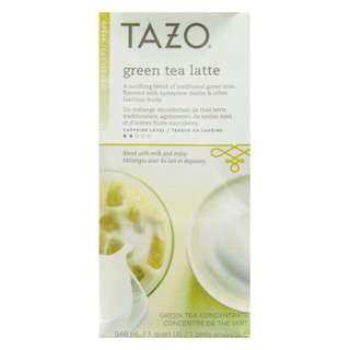 Tazo Green Tea Latte Concentrate