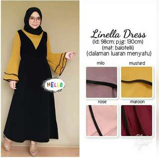 Rx linella dress