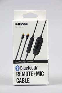 SHURE RMCE-BT1 藍牙耳機線