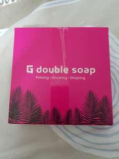 G Double Soap