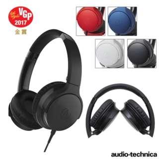 鐵三角 ATH-AR3大耳牛 耳罩 淨機 無盒無單