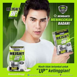 Height Up - 120 Tablets