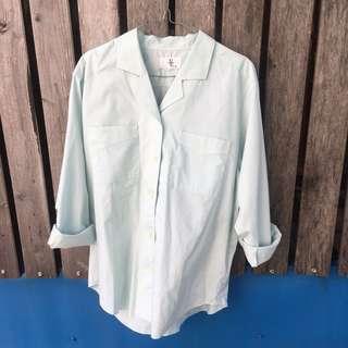 Overized shirt