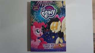 My Little Pony The Movie: Pinkie Pie Steps Up chapter book