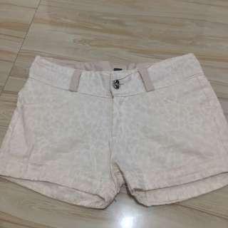 White shorts!