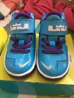 Original Nike Lebron Soldier