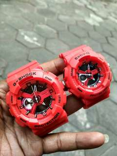 Jam tangan G-SHOCK ga110 couple