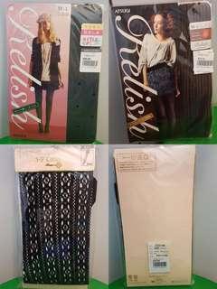 CitySuper 襪褲 3對 $$ 130 順豐到付